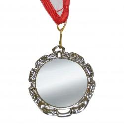 - Madalyon 7cm Gümüş