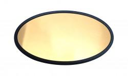 - Metal Yaka İsimlik Altın 4x7cm