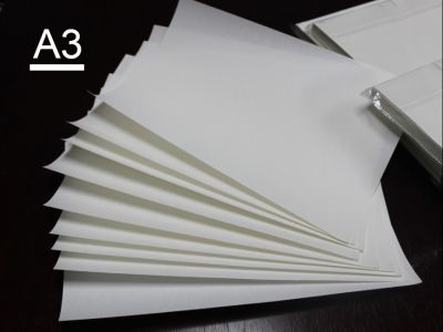 - Sublimasyon Tekstil Transfer Kağıdı A3 (100Ad.)