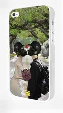 - Beyaz Iphone 4/4S Kapak