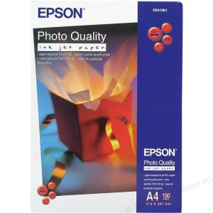 - Epson Sert Zemin Transfer Kağıdı A4 41061