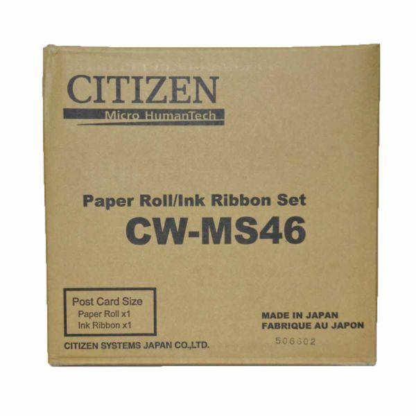 - Citizen Ms-46 Termal Kağıt (10x15)