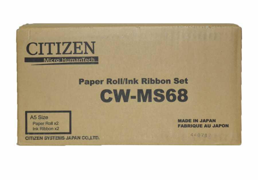 Citizen Ms-68 Termal Kağıt (15x20)
