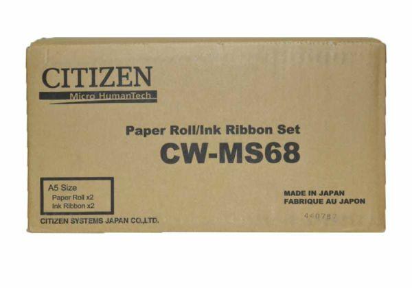 - Citizen Ms-68 Termal Kağıt (15x20)