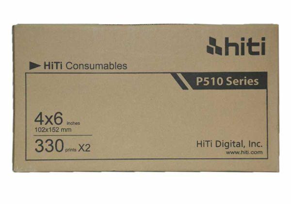 - Hiti 510 Termal Kağıt (10x15)