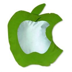 - Yeşil Elma Yastık Kılıfı